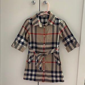 Burberry Toddler dress